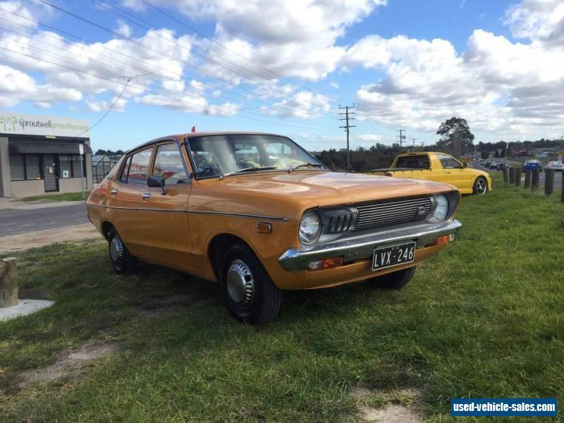 Datsun 120Y for Sale in Australia