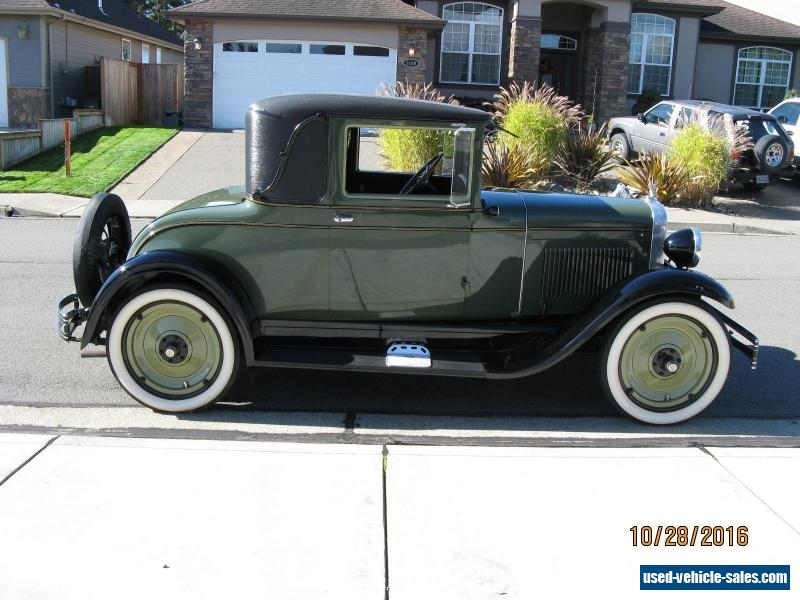 1928 chevrolet other for sale in the united states for 1928 chevy 2 door coupe