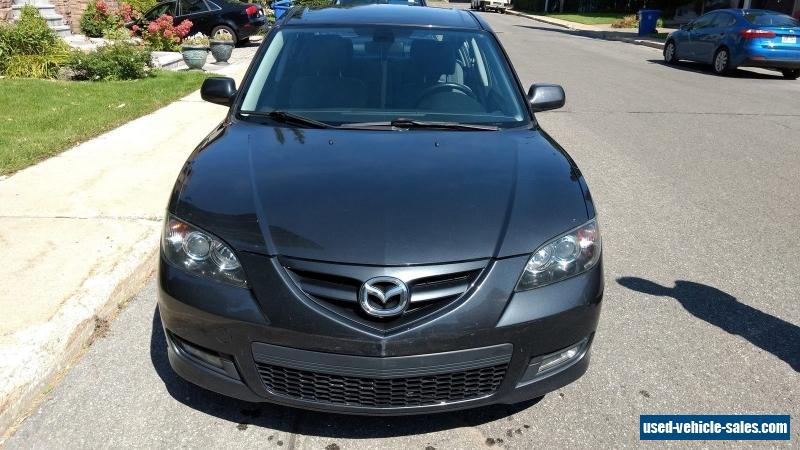2007 mazda mazda3 for sale in canada. Black Bedroom Furniture Sets. Home Design Ideas