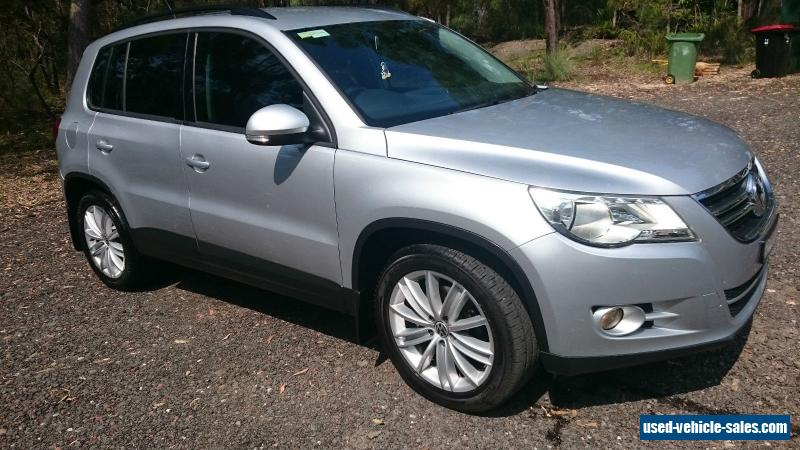 new used volkswagen tiguan cars for sale in australia autos post. Black Bedroom Furniture Sets. Home Design Ideas