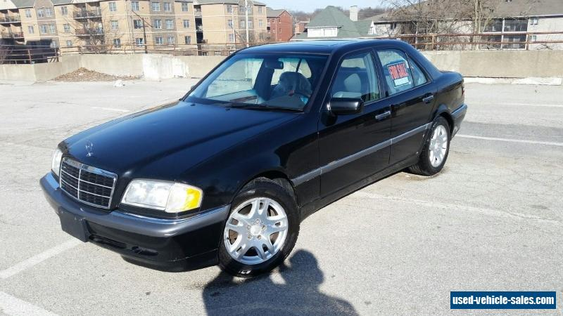 1998 mercedes benz c class for sale in the united states for Mercedes benz c class for sale used
