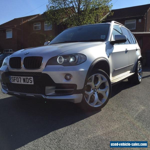 2007 Bmw X5 For Sale In The United Kingdom
