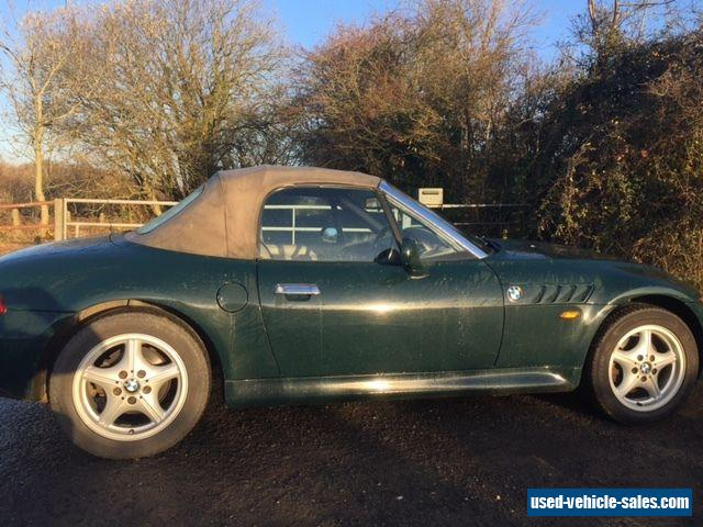 1999 Bmw Z3 For Sale In The United Kingdom