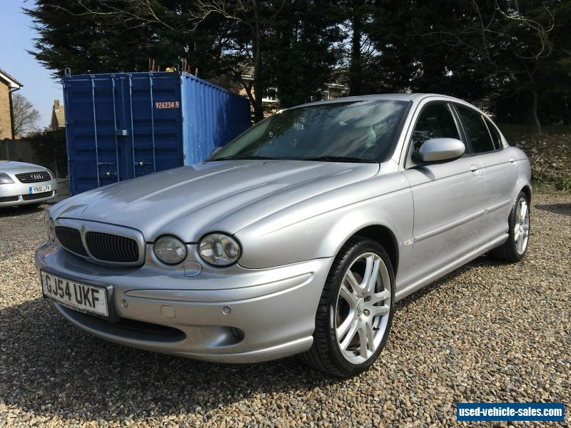 2004 jaguar x type v6 sport for sale in the united kingdom. Black Bedroom Furniture Sets. Home Design Ideas