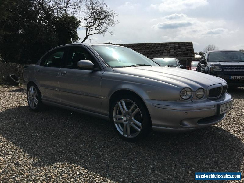 Jaguar X Type 2004 Owners Manual Used Grey Jaguar X Type