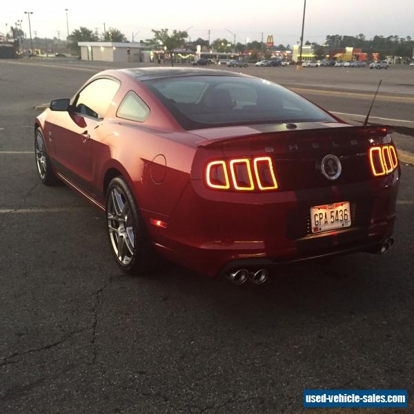 Supercharged Mustang For Sale In Texas: 2014 Ford Mustang For Sale In The United States