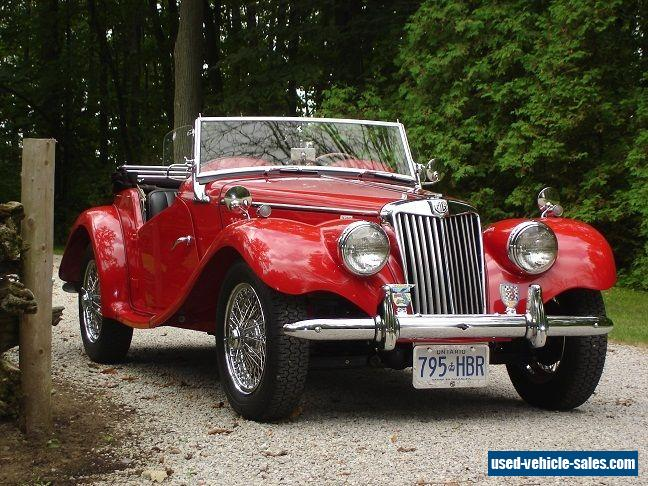 mg  series  sale  canada