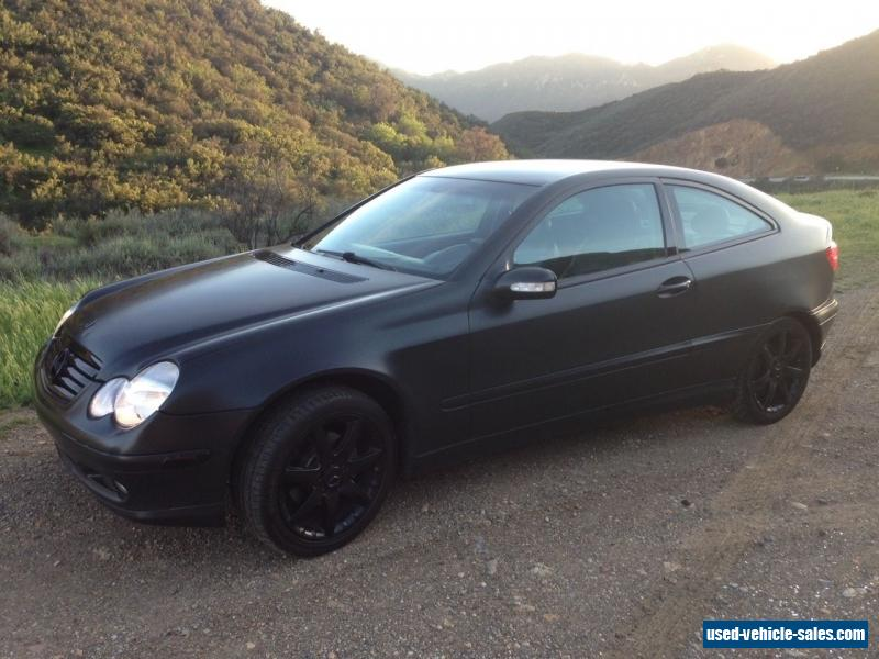 2002 mercedes benz c class for sale in the united states. Black Bedroom Furniture Sets. Home Design Ideas