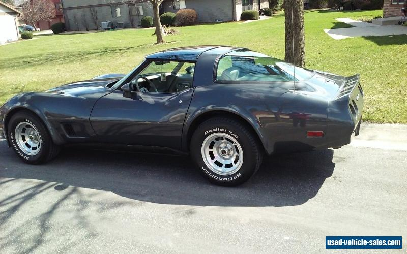 1981 Corvettes For Sale On Ebay Autos Post