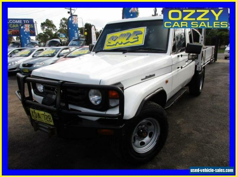 Toyota landcruiser hzj manual 2000 toyota landcruiser hzj79r 4x4 white manual 5sp m cab chassis for sale fandeluxe Gallery