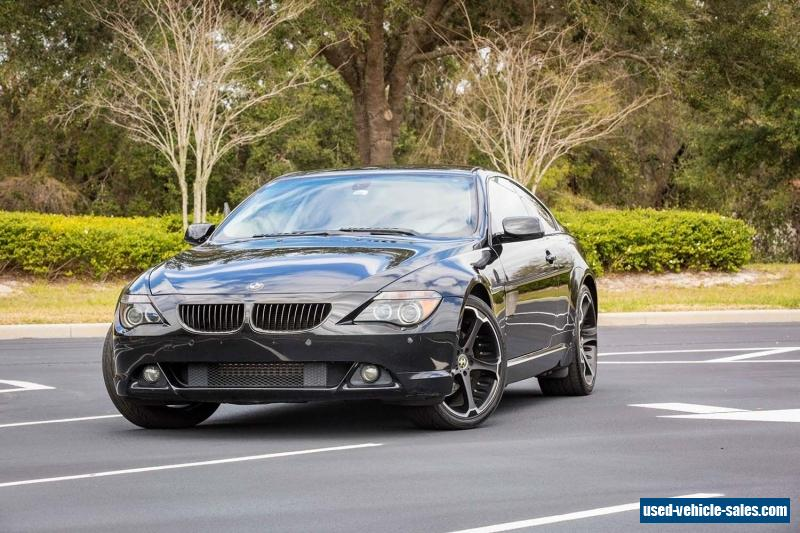 2005 bmw 6 series for sale in the united states. Cars Review. Best American Auto & Cars Review
