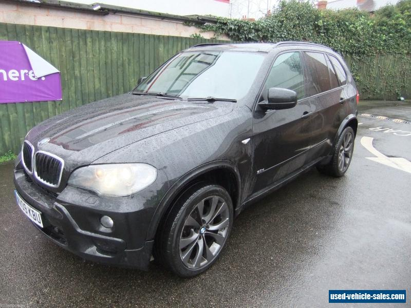 2009 bmw x5 3 0d m sport 5s auto for sale in the united kingdom. Black Bedroom Furniture Sets. Home Design Ideas