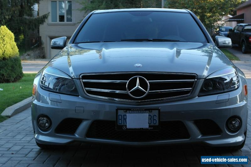 2011 mercedes benz c class for sale in canada for Mercedes benz c class used cars for sale