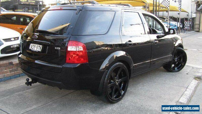 Ford Territory For Sale In Australia