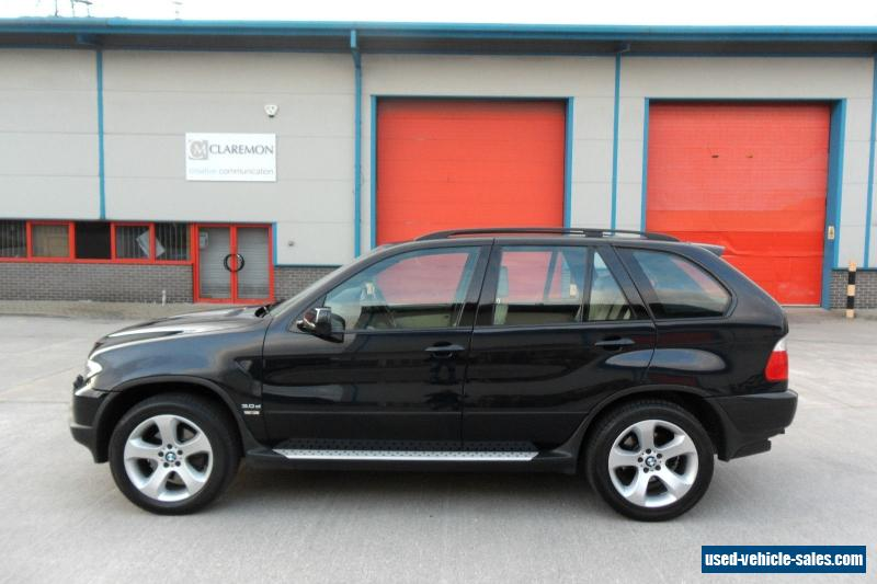 2006 bmw x5 d sport exclusive auto for sale in the united. Black Bedroom Furniture Sets. Home Design Ideas