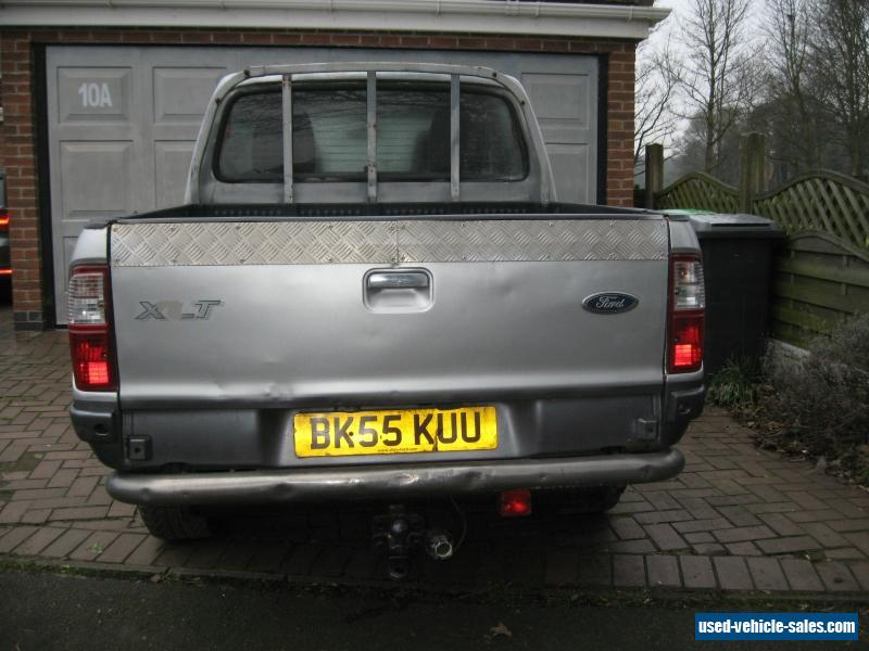 2005 ford ranger xlt 4x4 td for sale in the united kingdom. Black Bedroom Furniture Sets. Home Design Ideas