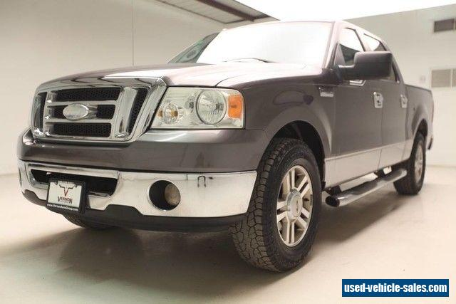 2007 ford f 150 for sale in the united states. Black Bedroom Furniture Sets. Home Design Ideas