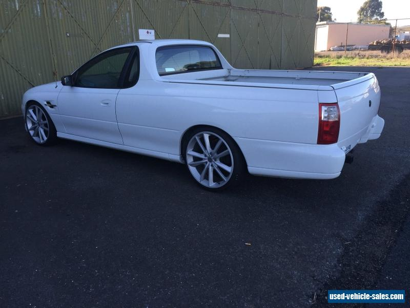 Holden Ute for Sale in Australia