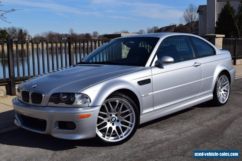 2002 bmw m3 for sale in the united states - Used bmw m3 coupe for sale ...