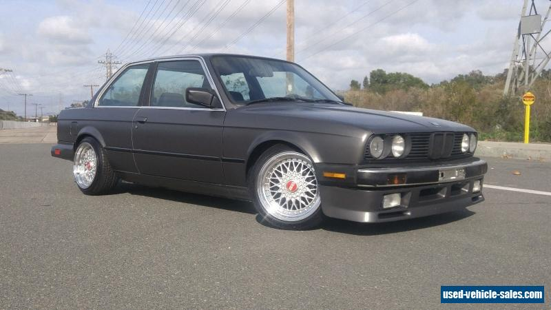 1986 bmw 3 series for sale in the united states. Black Bedroom Furniture Sets. Home Design Ideas