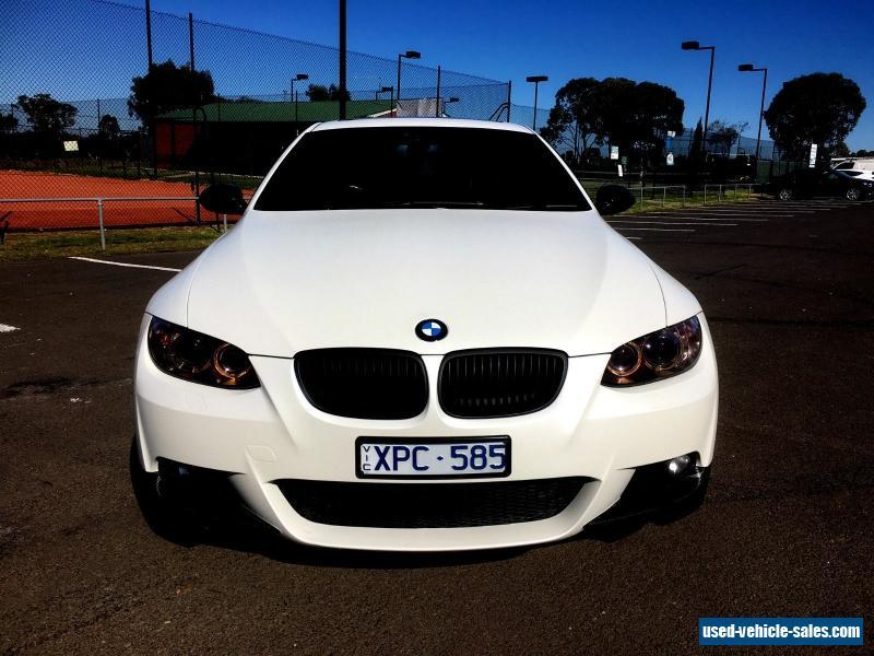 Bmw Series For Sale In Australia - 2009 bmw 325