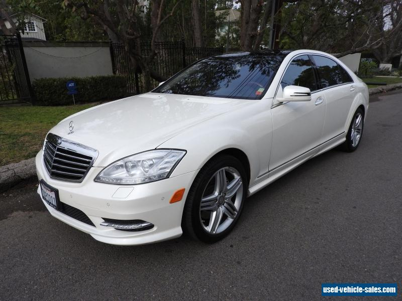 2013 mercedes benz s class for sale in the united states