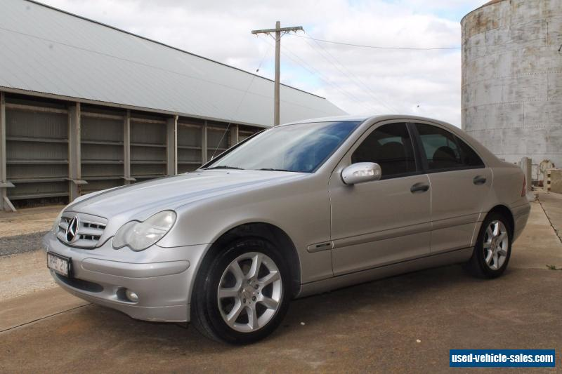 Mercedes Benz C200 For Sale In Australia