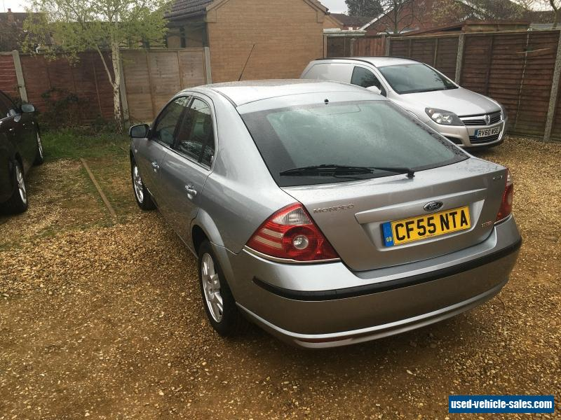 2006 ford mondeo ghia tdci 130 for sale in the united kingdom. Black Bedroom Furniture Sets. Home Design Ideas