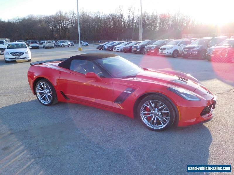 2016 chevrolet corvette for sale in the united states. Black Bedroom Furniture Sets. Home Design Ideas