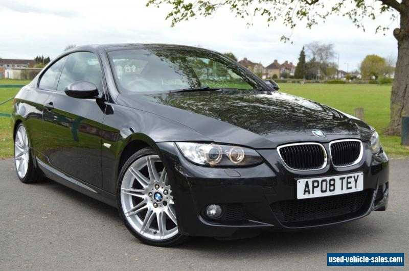 2008 bmw 320i m sport for sale in the united kingdom. Black Bedroom Furniture Sets. Home Design Ideas