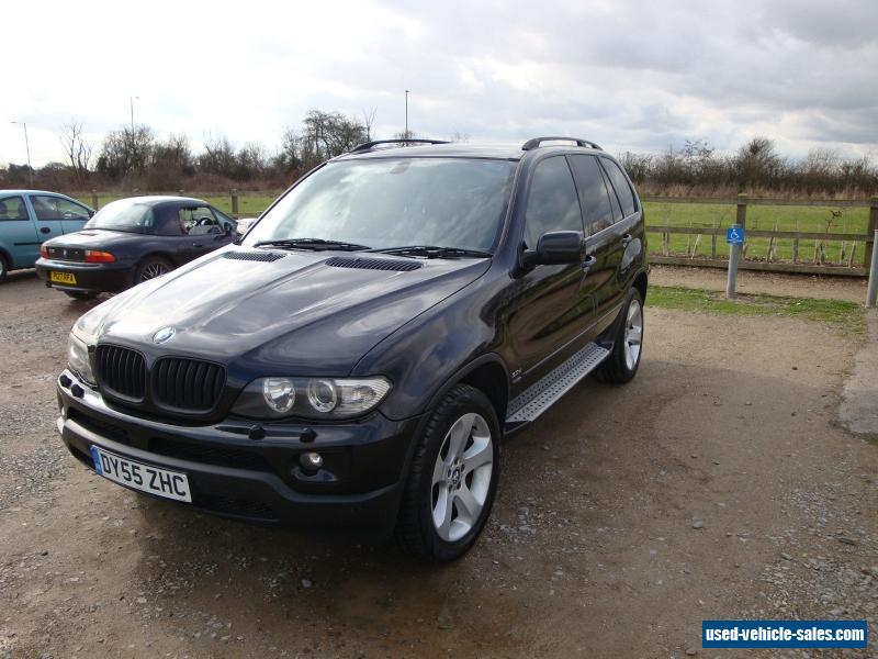 2005 bmw x5 for sale in the united kingdom. Black Bedroom Furniture Sets. Home Design Ideas