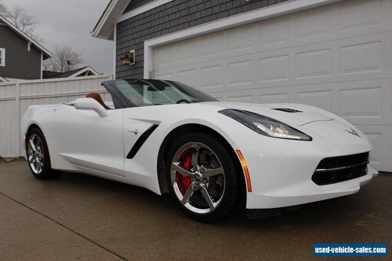 2014 chevrolet corvette for sale in the united states. Black Bedroom Furniture Sets. Home Design Ideas