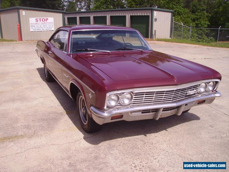 1966 chevrolet impala for sale in the united states. Black Bedroom Furniture Sets. Home Design Ideas