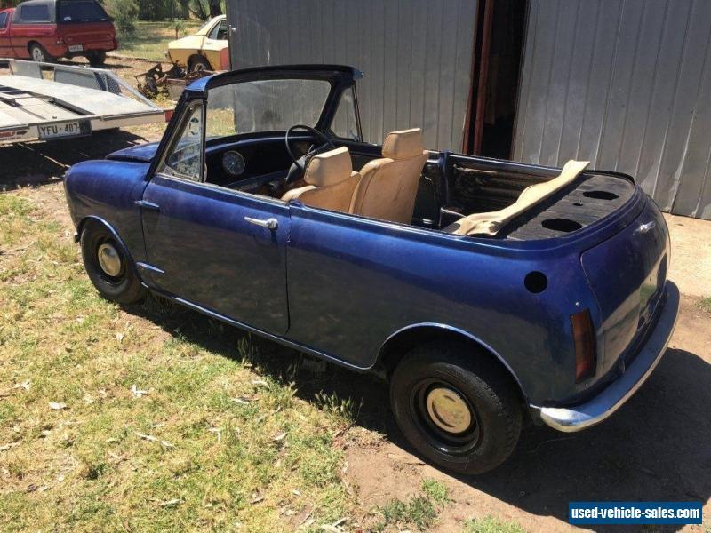 Morris Mini For Sale In Australia