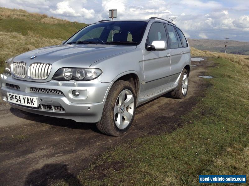 2004 bmw x5 sport auto for sale in the united kingdom. Black Bedroom Furniture Sets. Home Design Ideas