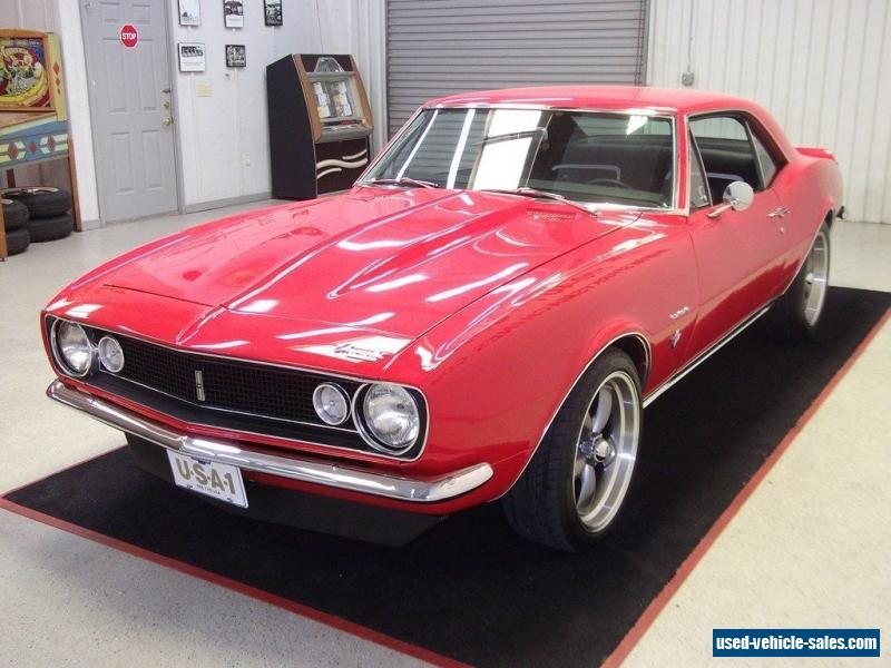 1967 chevrolet camaro for sale in the united states. Cars Review. Best American Auto & Cars Review