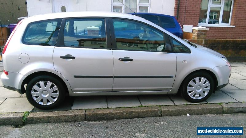 2005 ford focus c max lx for sale in the united kingdom. Black Bedroom Furniture Sets. Home Design Ideas