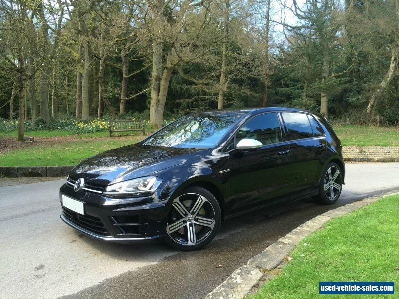 2014 volkswagen golf r dsg for sale in the united kingdom