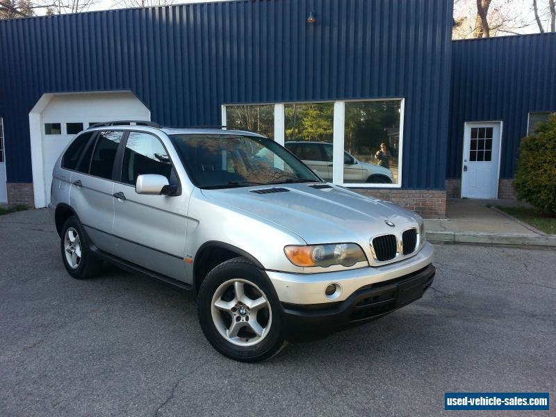 2002 bmw x5 for sale in the united states. Black Bedroom Furniture Sets. Home Design Ideas