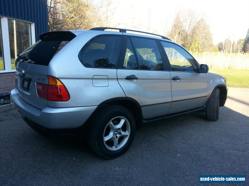 2002 bmw x5 for sale in the united states
