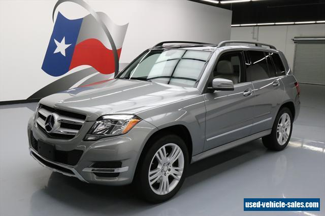 2014 mercedes benz glk class for sale in the united states. Black Bedroom Furniture Sets. Home Design Ideas