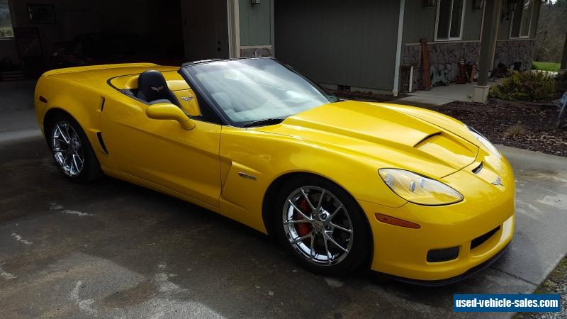 2007 chevrolet corvette for sale in the united states. Black Bedroom Furniture Sets. Home Design Ideas