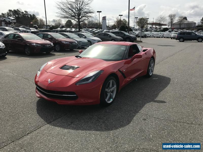 2015 chevrolet corvette stingray coupe 2 door for sale. Cars Review. Best American Auto & Cars Review