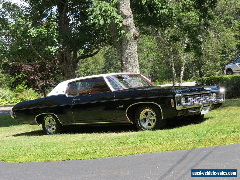1969 chevrolet impala for sale in canada. Black Bedroom Furniture Sets. Home Design Ideas