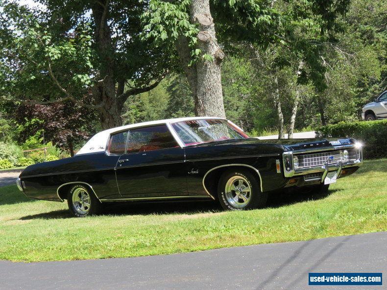 1969 chevrolet impala for sale in canada. Black Bedroom Furniture Sets. Home Design Ideas