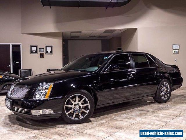 2006 cadillac dts for sale in the united states. Black Bedroom Furniture Sets. Home Design Ideas