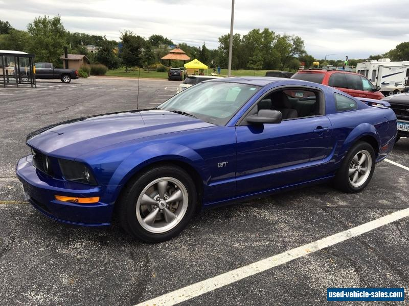 2005 ford mustang for sale in the united states. Black Bedroom Furniture Sets. Home Design Ideas