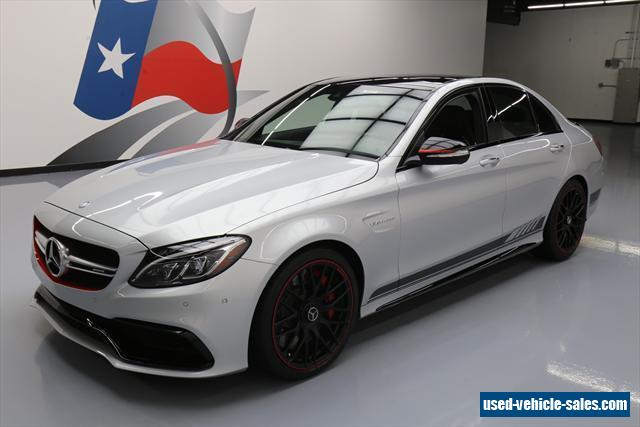2015 mercedes benz c class for sale in the united states for Mercedes benz 4 sale
