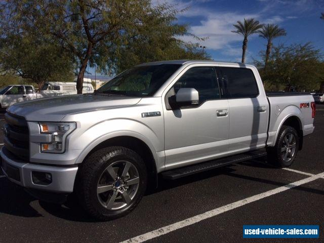 2016 ford f 150 for sale in canada. Black Bedroom Furniture Sets. Home Design Ideas
