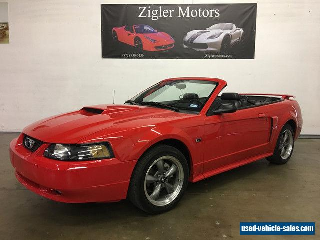 2001 ford mustang for sale in the united states. Black Bedroom Furniture Sets. Home Design Ideas